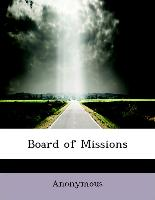 Board of Missions