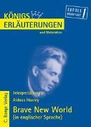 Interpretation zu Aldous Huxley. Brave New World