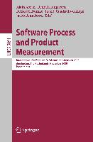 Software Process and Product Measurement
