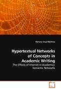 Hypertextual Networks of Concepts in Academic Writing