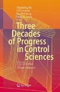 Control: Three Decades of Progress