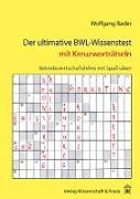 Der ultimative BWL-Wissenstest mit Kreuzworträtseln