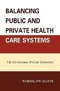 Balancing Public and Private Health Care Systems