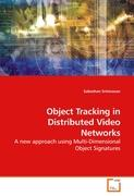 Object Tracking in Distributed Video Networks