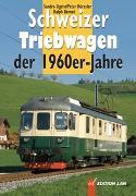 Schweizer Triebwagen der 1960er-Jahre