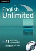 English Unlimited. Elementary. Self-study Pack
