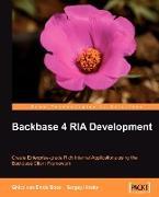 Backbase 4 RIA Development