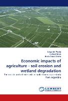 Economic impacts of agriculture - soil erosion and wetland degradation