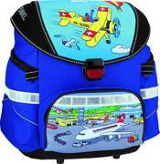 Schulsack Globi Pilot neues Modell