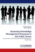 Assessing Knowledge Management Processes in the Public Sector