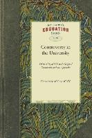 Controversy in the University: With Original Documents and an Appendix