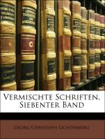 Vermischte Schriften, Siebenter Band