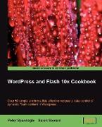 Wordpress and Flash 10x Cookbook