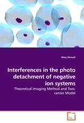 Interferences in the photo detachment of negative ion systems