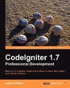 Codeigniter 1.7 Professional Development