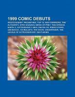1999 comic debuts
