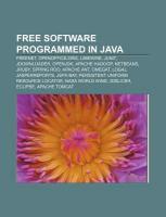Free software programmed in Java