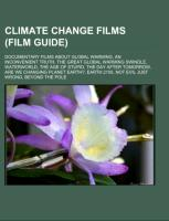 Climate change films (Film Guide)
