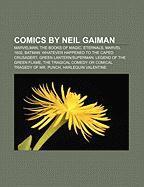 Comics by Neil Gaiman