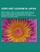 Jews and Judaism in Japan