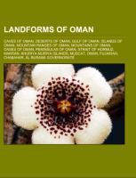 Landforms of Oman