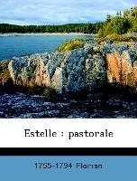 Estelle : pastorale