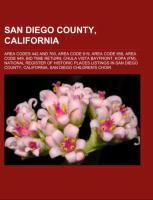 San Diego County, California