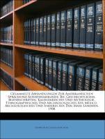 Gesammelte Abhandlungen zur Amerikanischen Sprach- und Alterthumskunde, Dritter Band