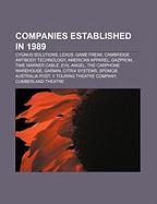Companies established in 1989