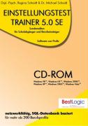 Einstellungstest-Trainer 5.0 SE. Für Windows Vista/2003/XP/2000/NT/98