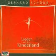 Lieder aus dem Kinderland. CD