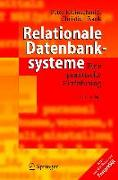 Relationale Datenbanksysteme