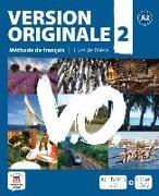 Version Originale 2. Livre de l'élève. A2. (Incl. CD)