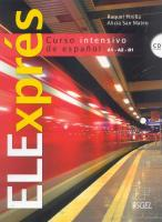 ELExprés (CD incluido). Nivel A1-A2-B1. (Ed. antigua)