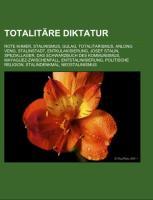 Totalitäre Diktatur