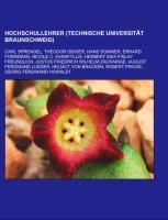 Hochschullehrer (Technische Universität Braunschweig)