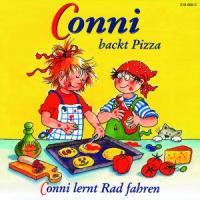 08: CONNI BACKT PIZZA/CONNI LERNT RAD FAHREN
