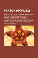 Person (Görlitz)
