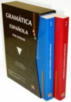 Gramática española por niveles.