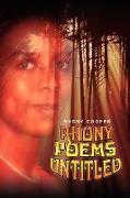 Rhony Poems Untitled