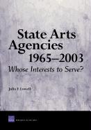 State Arts Agencies, 1965-2003