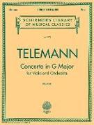 Concerto in G: Schirmer Library of Classics Volume 1973