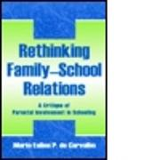 Rethinking Family-School Relations