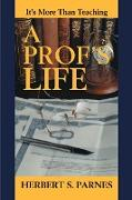 A Prof's Life