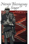 Navajo Blessingway Singer: The Autobiography of Frank Mitchell, 1881-1967