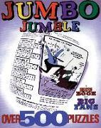 Jumbo Jumble(r): A Big Book for Big Fans