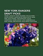 New York Rangers draft picks